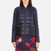 Sportmax Code Womens Moena Coat  Navy  UK 10