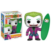 Batman Classic 1966 TV Series Surfs Up Joker Funko Pop! Figuur