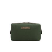WANT LES ESSENTIELS Men's Kenyatta Dopp Kit - Olive/Gunmetal