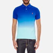 Polo Ralph Lauren Men's Dip Dyed Polo Shirt - Bright Imperial Blue