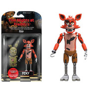 FIGURA FUNKO ARTICULADA FOXY - FIVE NIGHTS AT FREDDY'S