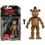 Five Nights At Freddy's Freddy 5 Inch Action Figure