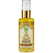 Badger Jojoba Hair Oil (59.1ml)