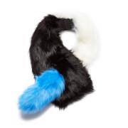 Charlotte Simone Women's Popsicle - Black/White/Blue