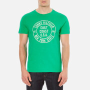 Tommy Hilfiger Men's Harry T-Shirt - Deep Mint