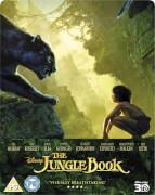 Das Dschungelbuch 3D (enthält 2D Version) - Zavvi exklusives (UK Edition) Limited Edition Steelbook