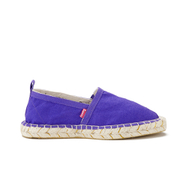 Superdry Women's Espadrilles - Fluro Purple/Sparkle
