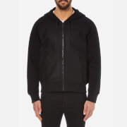 AMI Men's Sweat Capuche Oversized Sweatshirt - Black