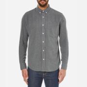 AMI Mens Summer Fit Shirt  Grey  MEU 39