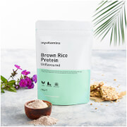 Brauner Reisprotein - Geschmacksneutral