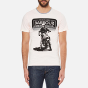 Barbour X Steve McQueen Men's Camber T-Shirt - Cream