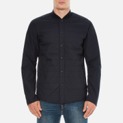 Barbour Heritage Men's Ruthwell Cotton Overshirt - Navy