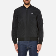OBEY Clothing Men's Alden Bomber Jacket - Black