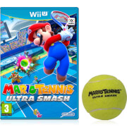 Mario Tennis: Ultra Smash + Tennis Ball