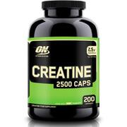 Optimum Nutrition Creatine 2500 - 200 Capsules