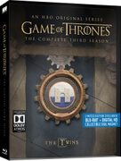 Game of Thrones: Saison 3 - Steelbook Exclusif Zavvi