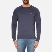 GANT Men's Original Crew Neck Sweatshirt - Marine