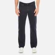 GANT Men's Straight Leg Desert Jeans - Navy - W32/L34