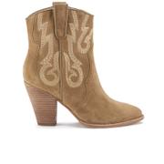 Ash Women's Joe Suede Heeled Boots - Wilde - UK 4