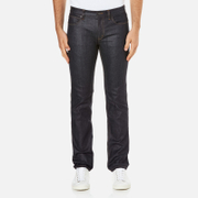 HUGO Men's Hugo 708 Straight Leg Jeans - Raw Wash - W30/L32