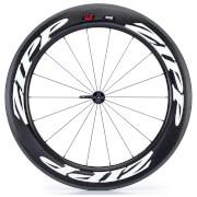 Zipp 808 Firecrest Carbon Clincher Disc Brake Front Wheel – White Decal