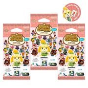 Animal Crossing amiibo Cards Triple Pack - Series 4