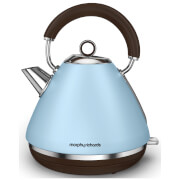 Morphy Richards 102100 Pyramid Premium Kettle - Azure