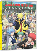 Image of Assassination Classroom - Season 1: Part 1