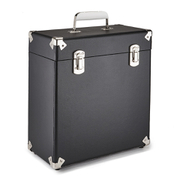 Image of GPO 12 Inch Vinyl Case - Black
