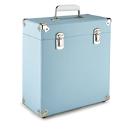 Image of GPO 12 Inch Vinyl Case - Blue