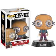 Star Wars: Das Erwachen der Macht (The Force Awakens) Maz Kanata Pop! Vinyl Figur