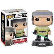 Star Wars Endor Luke Funko Pop! Bobblehead Figuur
