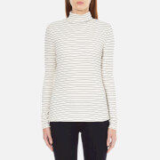 Gestuz Women's Emelda Roll Neck Jumper - Tapenade - L/UK 12