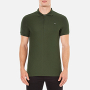 J.Lindeberg Men's Rubi Slim Polo Shirt - Green