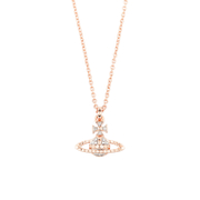 Vivienne Westwood Jewellery Women's Mayfair Bas Relief Pendant - Crystal