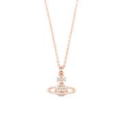 Vivienne Westwood Jewellery Women's Mayfair Bas Relief Pendant - Crystal