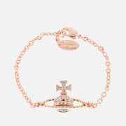 Vivienne Westwood Jewellery Women's Mayfair Bas Relief Bracelet - Crystal