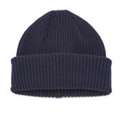 Paul Smith Accessories Men's Cashmere Beanie Hat - Navy
