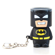 Image of Batman Mini Look-Alite Keychain