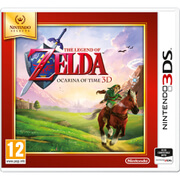 Nintendo Selects The Legend of Zelda: Ocarina of Time 3D