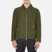 GANT Rugger Men's Double Flyer Jacket - Dark Butternut - XL