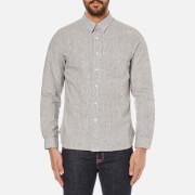 Garbstore Men's Wren Utility Shirt - Stripe