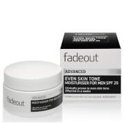 Fade Out ADVANCED Even Skin Tone Moisturiser for Men SPF 25