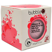 Bubble T Bath Fizzer  Hibiscus & Acai Berry Tea 180g
