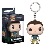 Uncharted Nathan Drake Pop! Vinyl Figure Key Chain