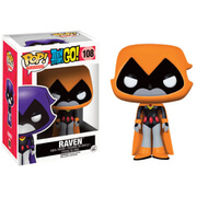 Teen Titans Go! Raven Orange EXC Pop! Vinyl Figure