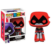 Teen Titans Go! Raven Red EXC Pop! Vinyl Figure
