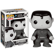 Black & White Superman Pop! Vinyl Figure
