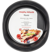 Morphy Richards 970506 Round Pie Dish