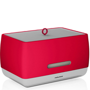 Morphy Richards 971301 Chroma Bread Bin - Red